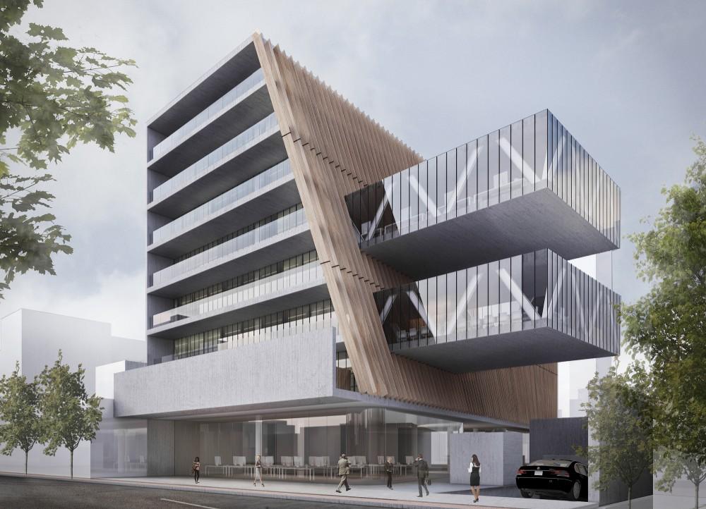 Proyecto rio tiber renders for Arquitectura de proyectos