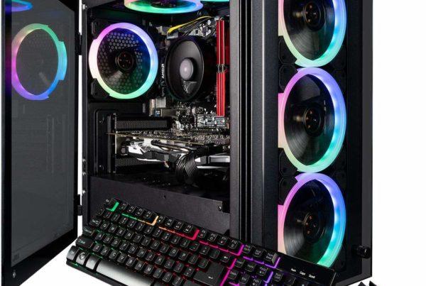 computadora para renders avanzado profesional